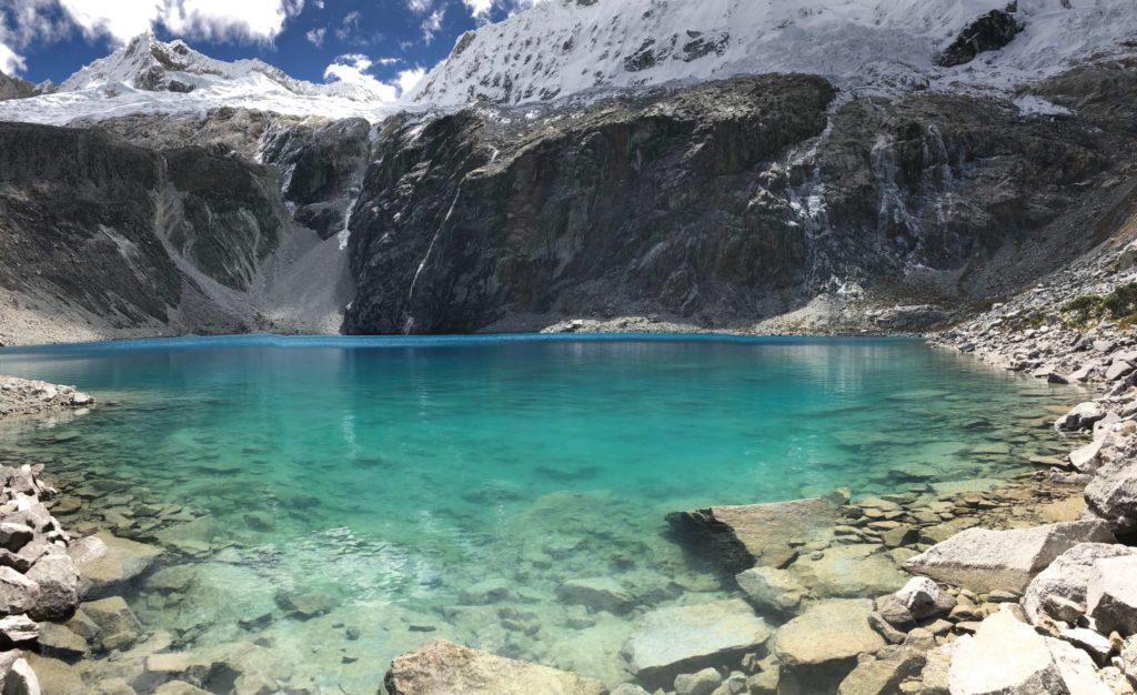 Huaraz : Laguna 69