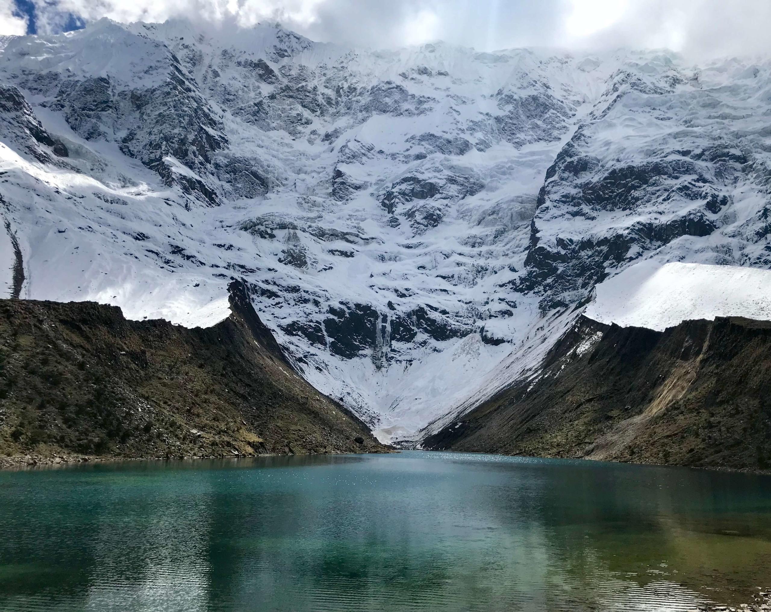 Cuzco : Humantay Lake