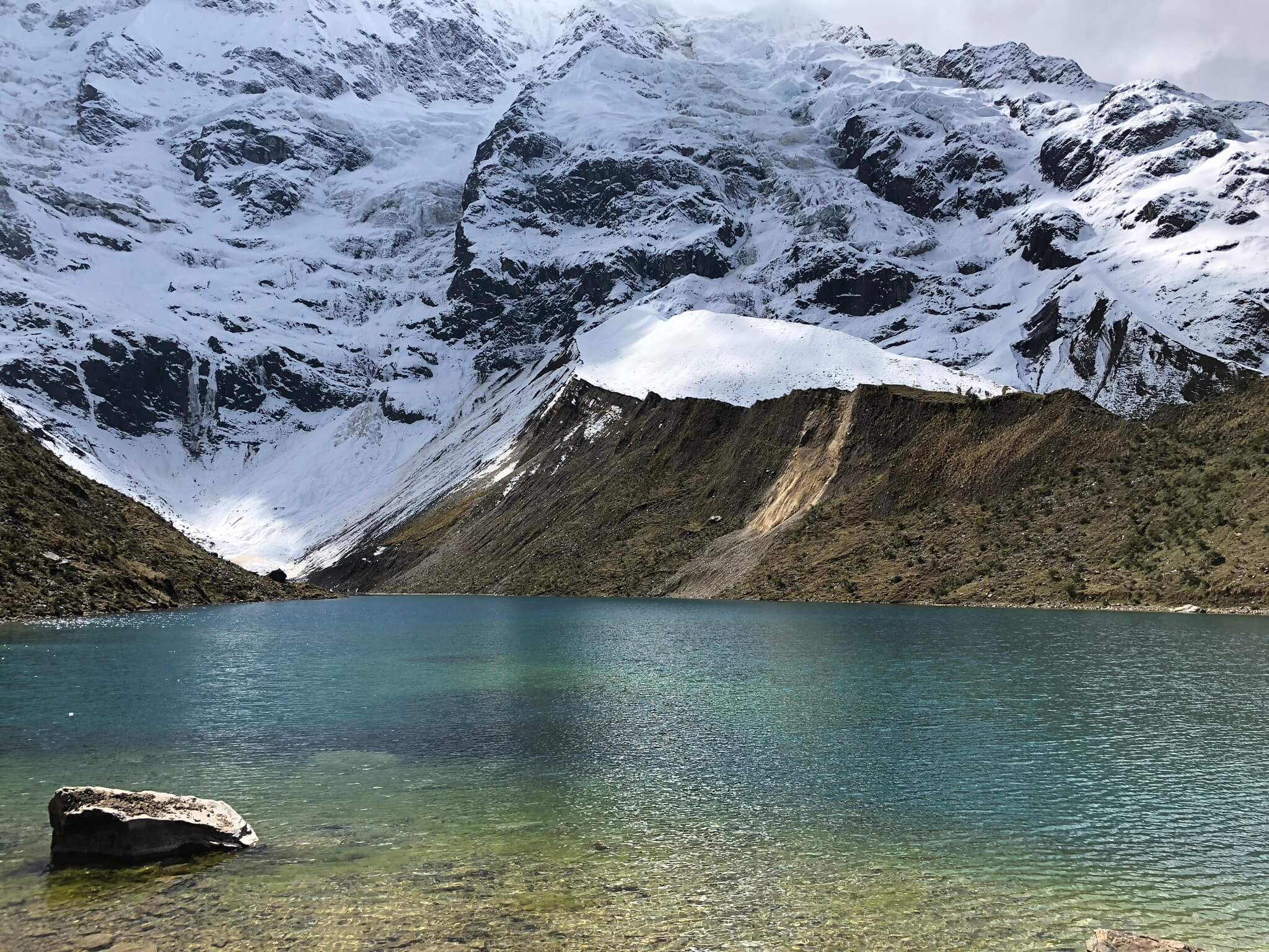 Cuzco : Humantay Lake