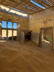 Kolmanskoppe, près de Lüderitz