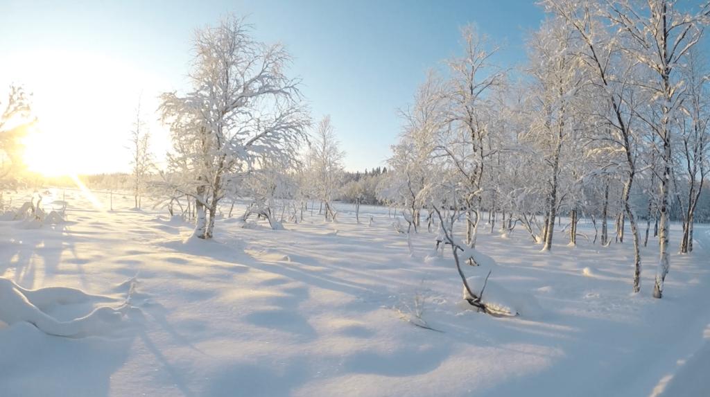 Laponie finlandaise