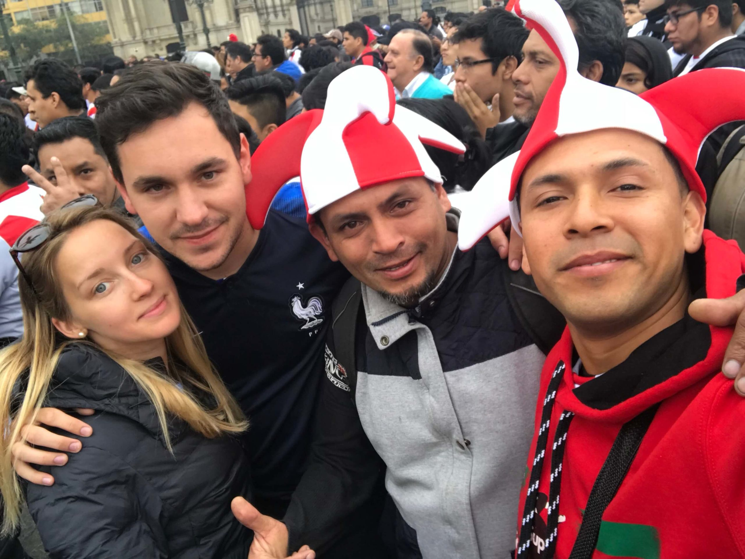 Coupe du Monde à Lima