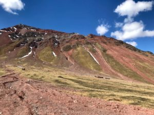 Rainbow Mountains Cuzco