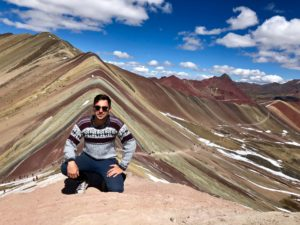 Cuzco : Rainbow Mountains