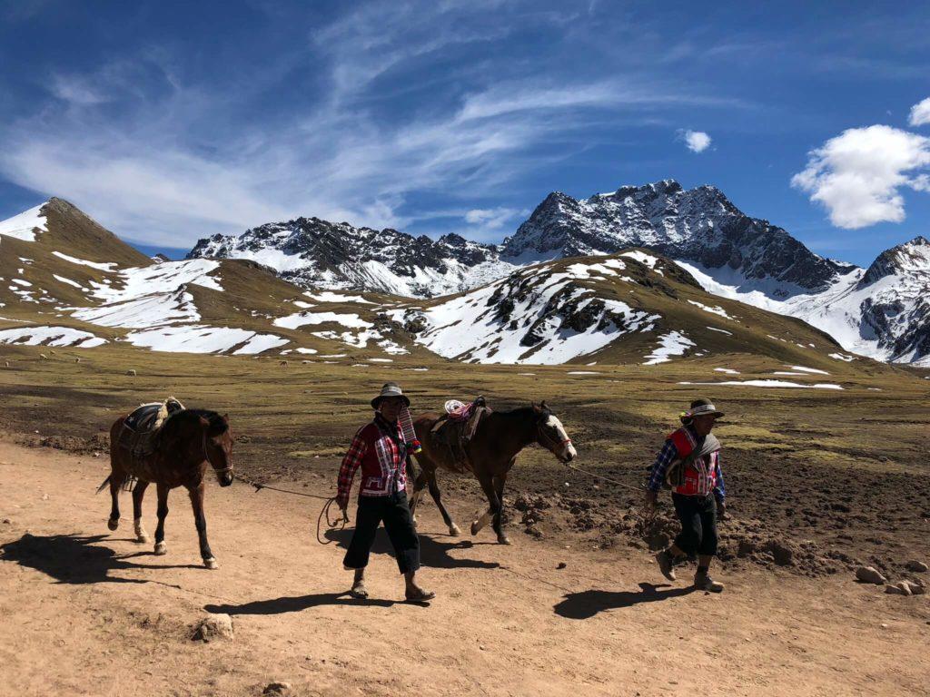 Cuzco : Rainbow Mountains