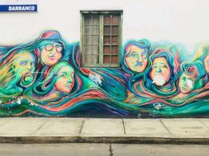 Street Art Lima