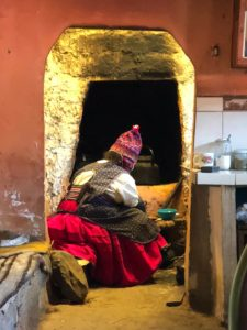 Lac Titicaca : Amantani Island