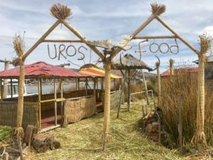 Lac Titicaca : Uros Islands